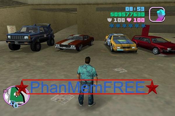 Mã cheat game GTA