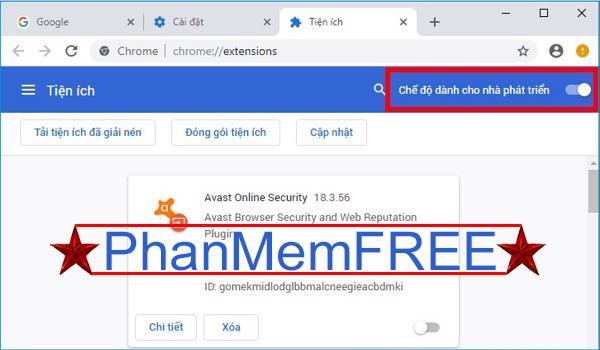 Them IDM vao Chrome