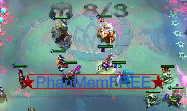 đội hình thần rừng dtcl mùa 4