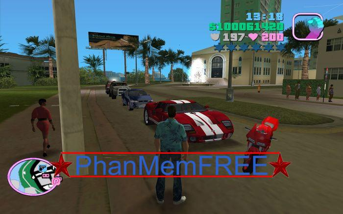 Mã game GTA tăng vũ khí