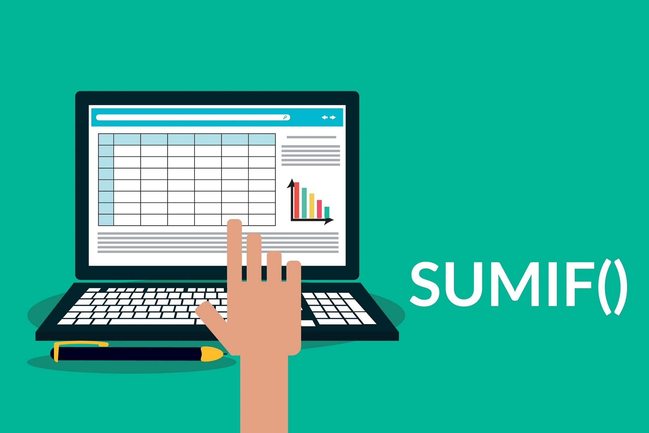 Hàm SUMIF trong Excel: Cách sử dụng và ví dụ cụ thể