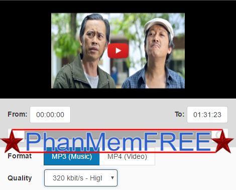 Tải video YouTube không cần phần mềm với Yout