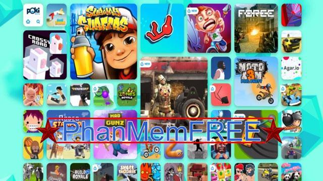 Top 8 web game hay chơi online năm 2020