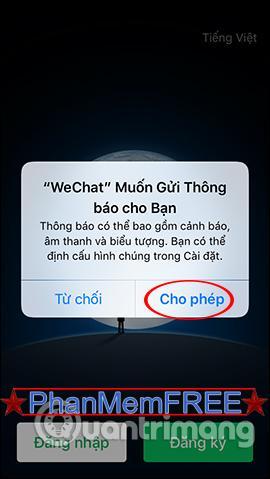Cách tạo tài khoản Wechat trên điện thoại chắc chắn thành công