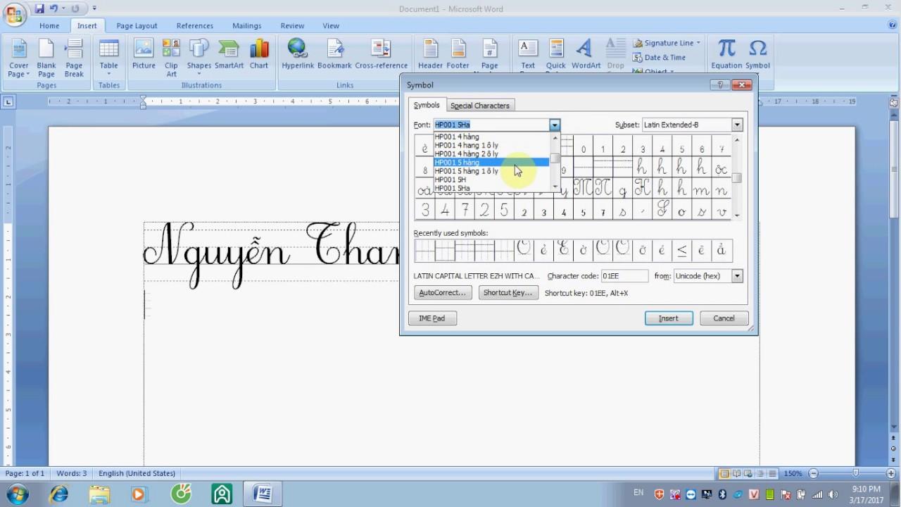 download font chu tieu hoc