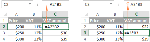 Here's why Excel shows a formula, not result.