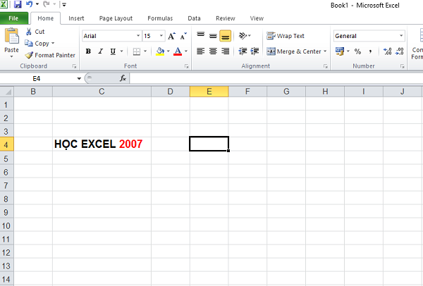 Hàm REPLACE trong Excel