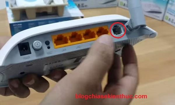 Hướng dẫn cách cấu hình modem Wifi TP-Link chi tiết nhất