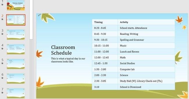 Những mẫu slide PowerPoint miễn phí tuyệt đẹp dành cho giáo viên