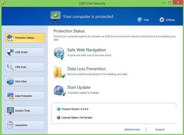 Top 10 phần mềm bảo vệ USB tốt nhất hiện nay