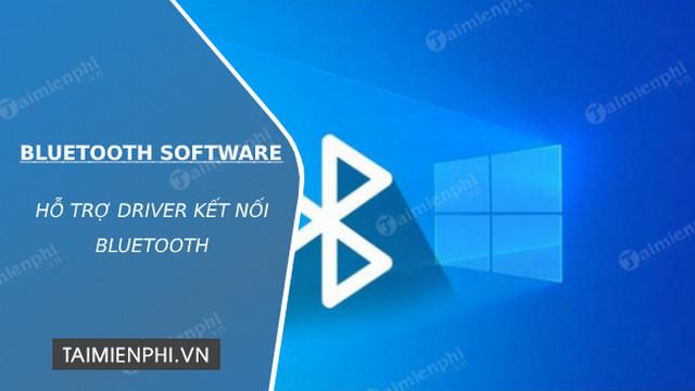 phần mềm bluetooth
