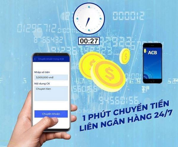 Cách đăng ký ngân hàng trực tuyến acb bank 2