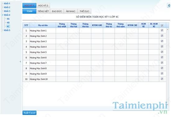Cách xem điểm trên SMAS, phần mềm quản lý nhà trường