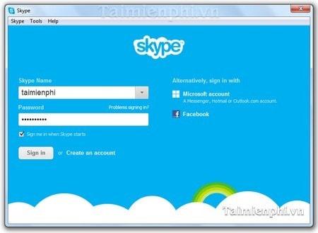 cách cài đặt skype đơn giản nhất cho máy tính và điện thoại