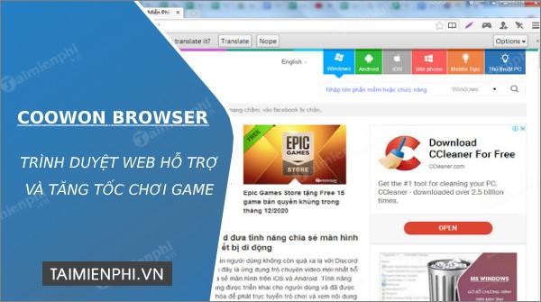 tai kuwon browser