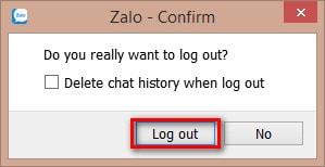 gọi zalo trên máy tính