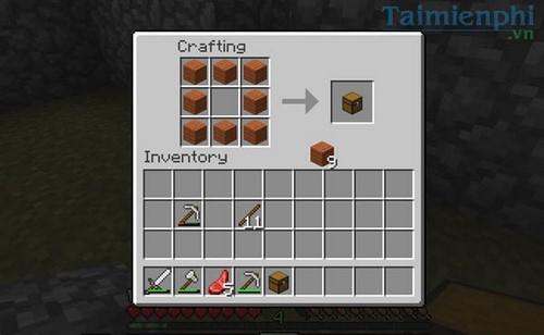 cách chơi minecraft cho người mới bắt đầu