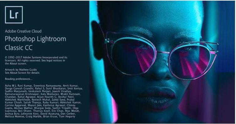 phan mem Adobe Lightroom