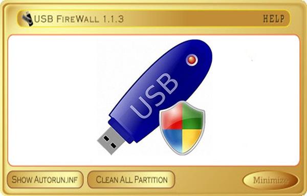 USB FireWall Bao Ve USB