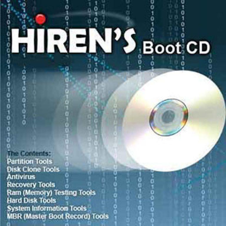 Download Hiren BootCD