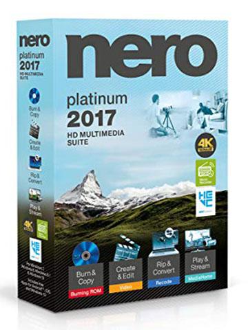 Download Nero 2017 Plantium