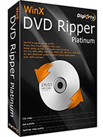 Download WinX DVD Ripper Platinum