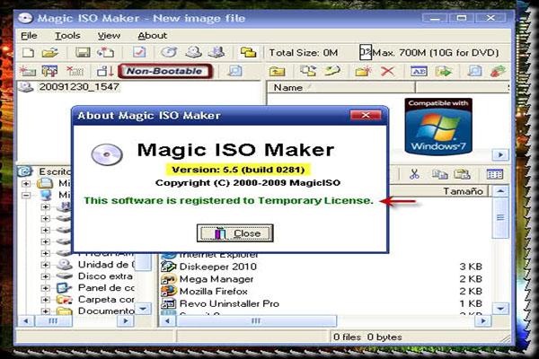 MagicISO Maker