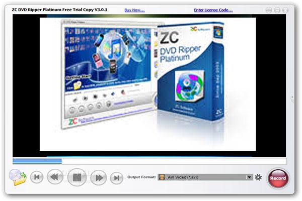 ZC DVD Ripper Platinum