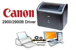canon 2900b driver