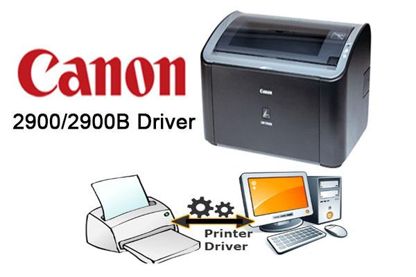 tải driver canon 2900