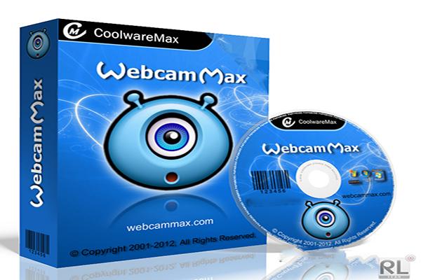 Download WebCamMax – Hiệu ứng đẹp cho webcam