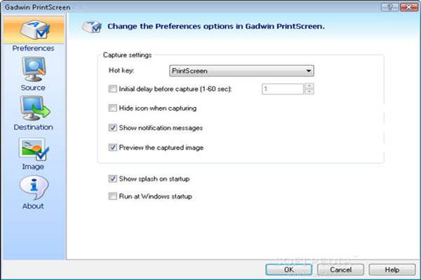 Download Gadwin PrintScreen