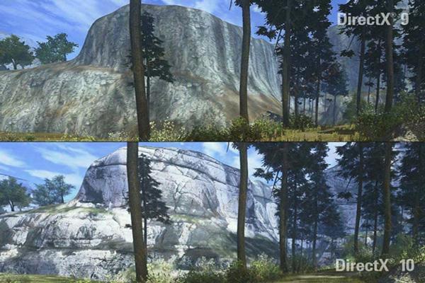 Download DirectX ho tro do hoa