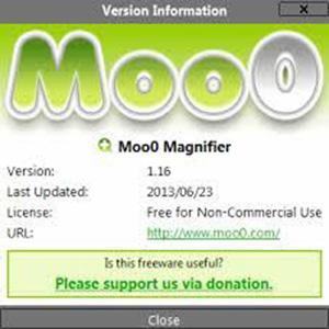 Download Moo0 Magnifier – Trình xem ảnh chuyên nghiệp