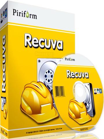 Download Recuva – Khôi phục dữ liệu máy tính