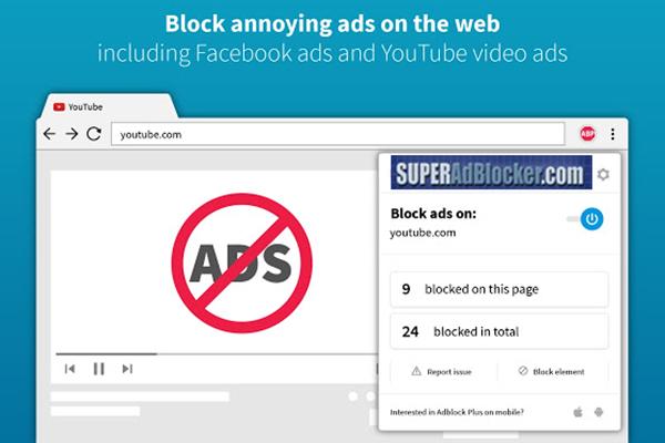 Download Super Ad Blocker