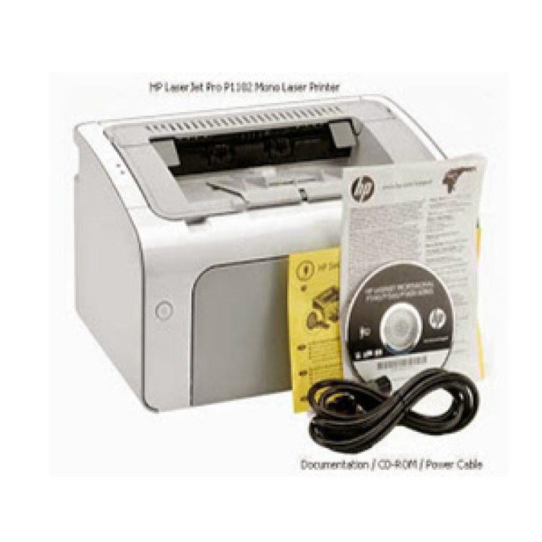 HP LaserJet Pro P1102 Printer Driver