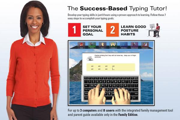 Mavis Beacon Teashes Typing