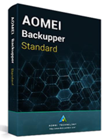 Download AOMEI Backupper Standard