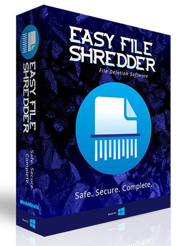 Download Easy File Shredder