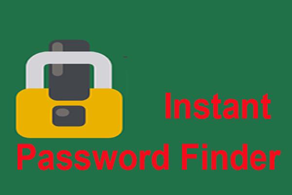 Download Instant Password Finder
