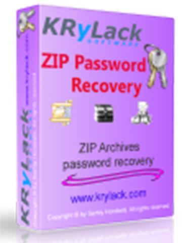 Download KRyLack ZIP Password Recovery