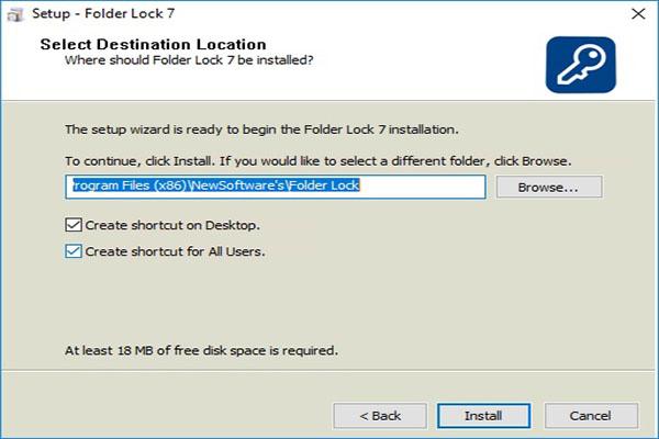 Cai Dat Folder Lock