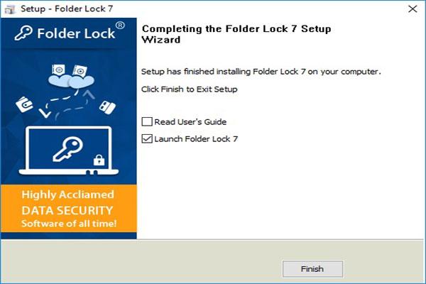 Khoa Thu Muc Folder Lock