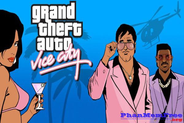 Game Vice Ctiy