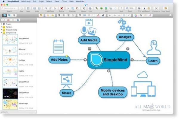 Download SimpleMind Desktop