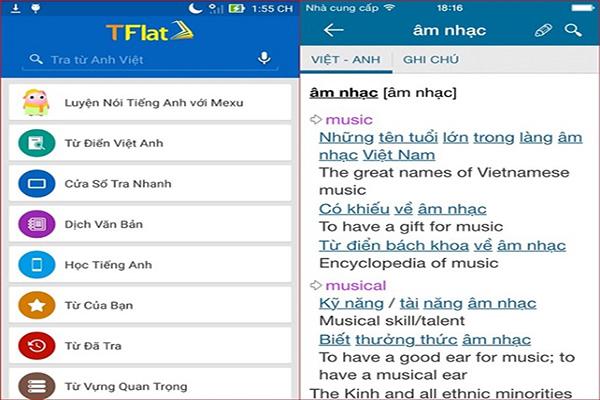 Download TFlat Dictionary