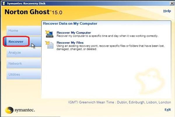 Download Norton Ghost