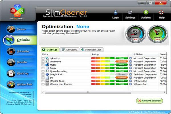 Download SlimCleaner