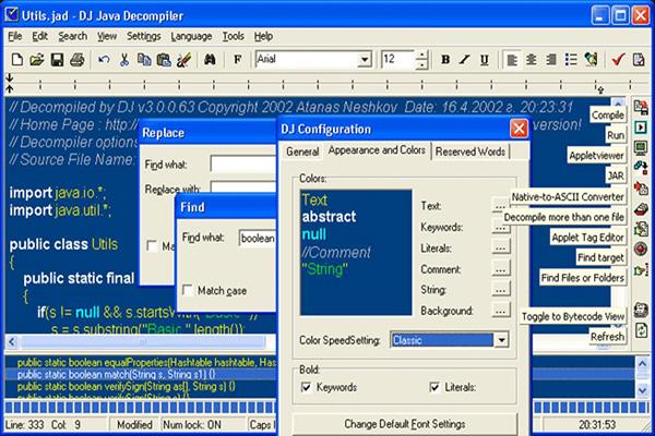 DJ Java Decompiler Full
